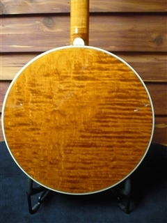 Deering Calico Banjo from Ron's Pickin' Parlor