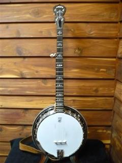 Used Deering Sierra Banjo From Ron's Pickin' Parlor